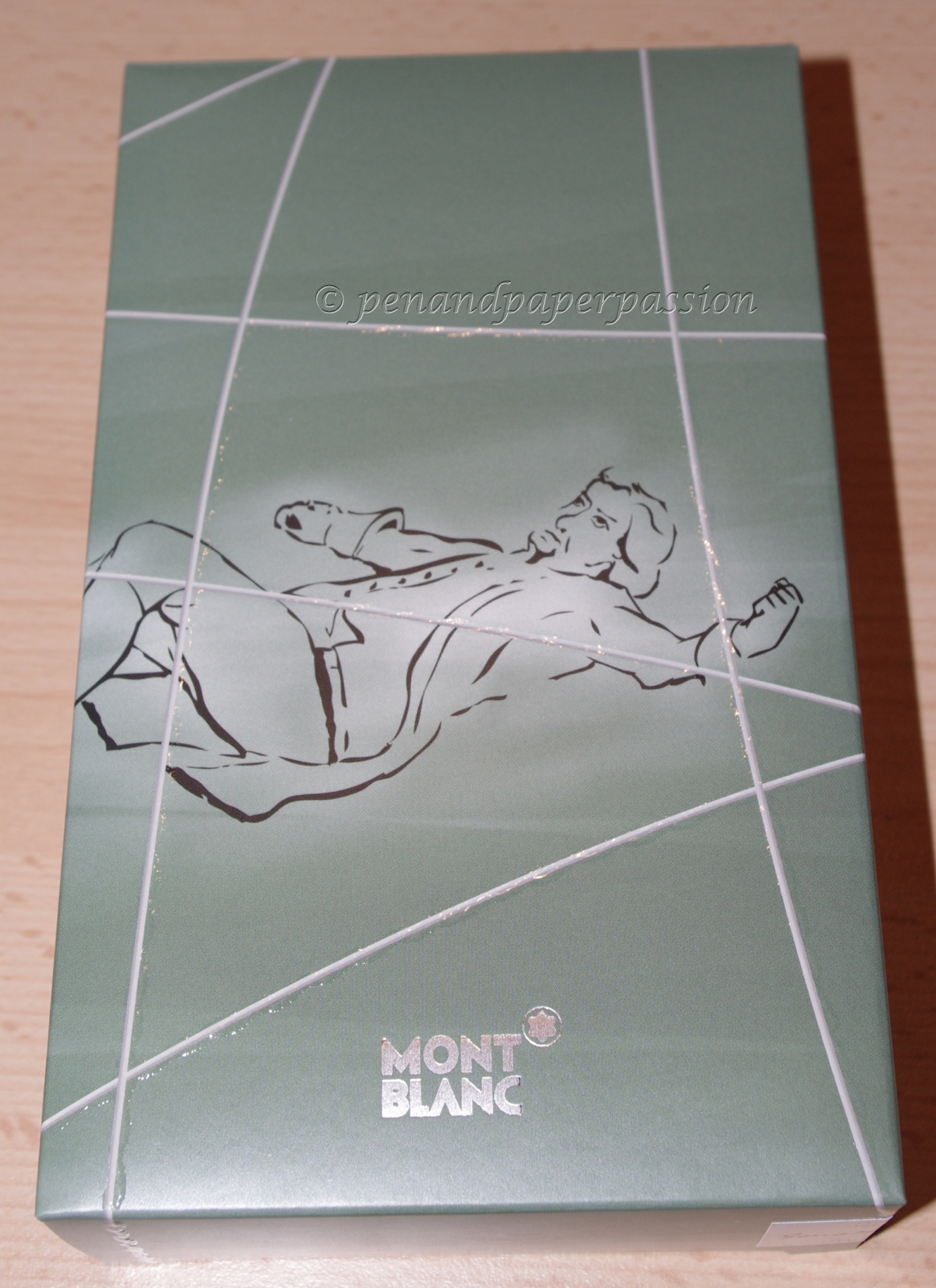 Montblanc J. Swift Verpackung 2