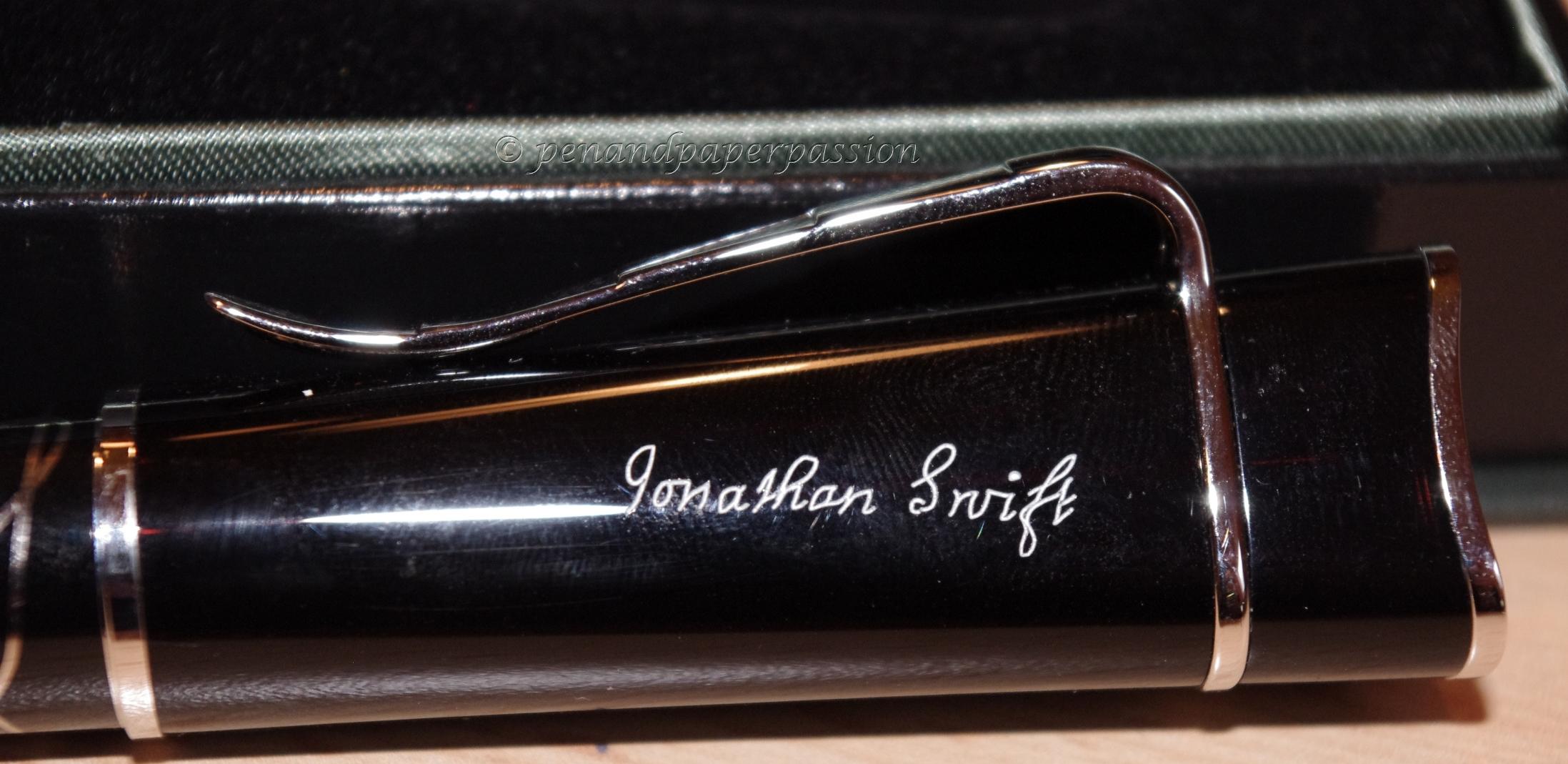 Montblanc J. Swift 4
