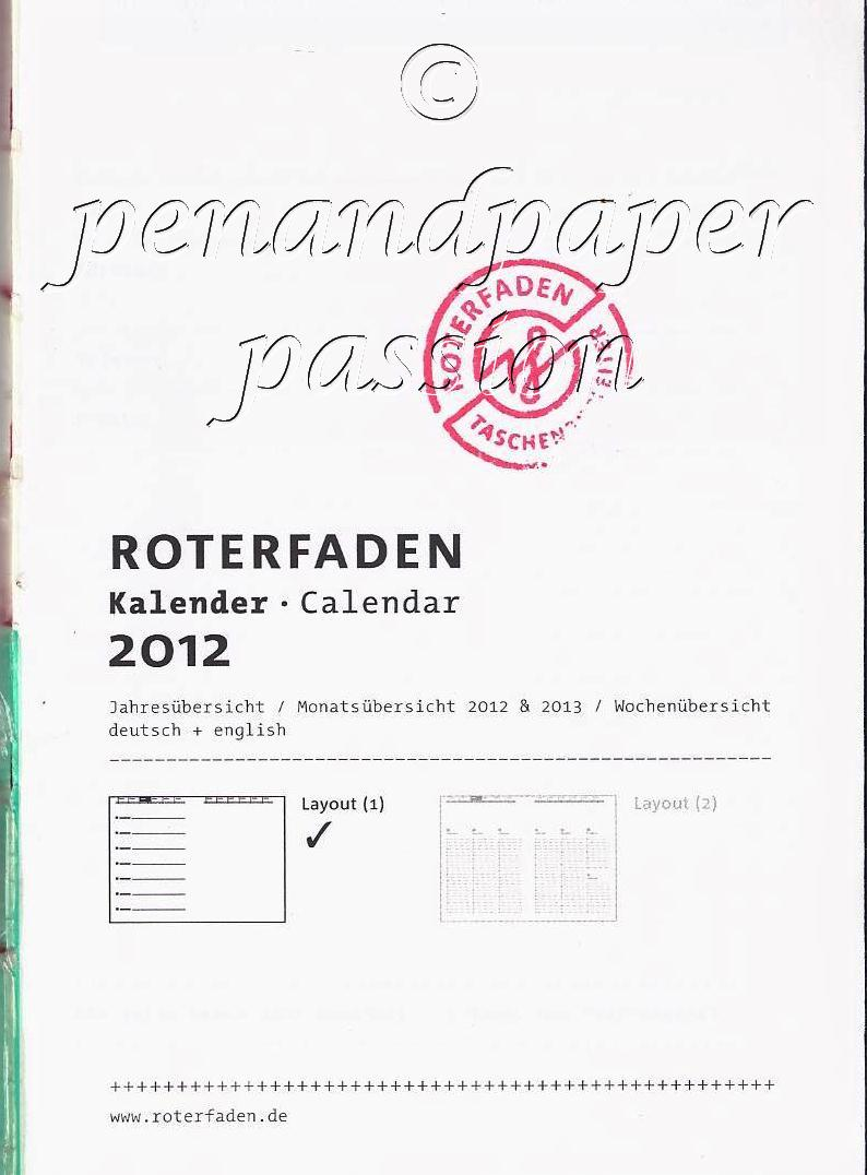 RoterFaden Kalender 2012 1