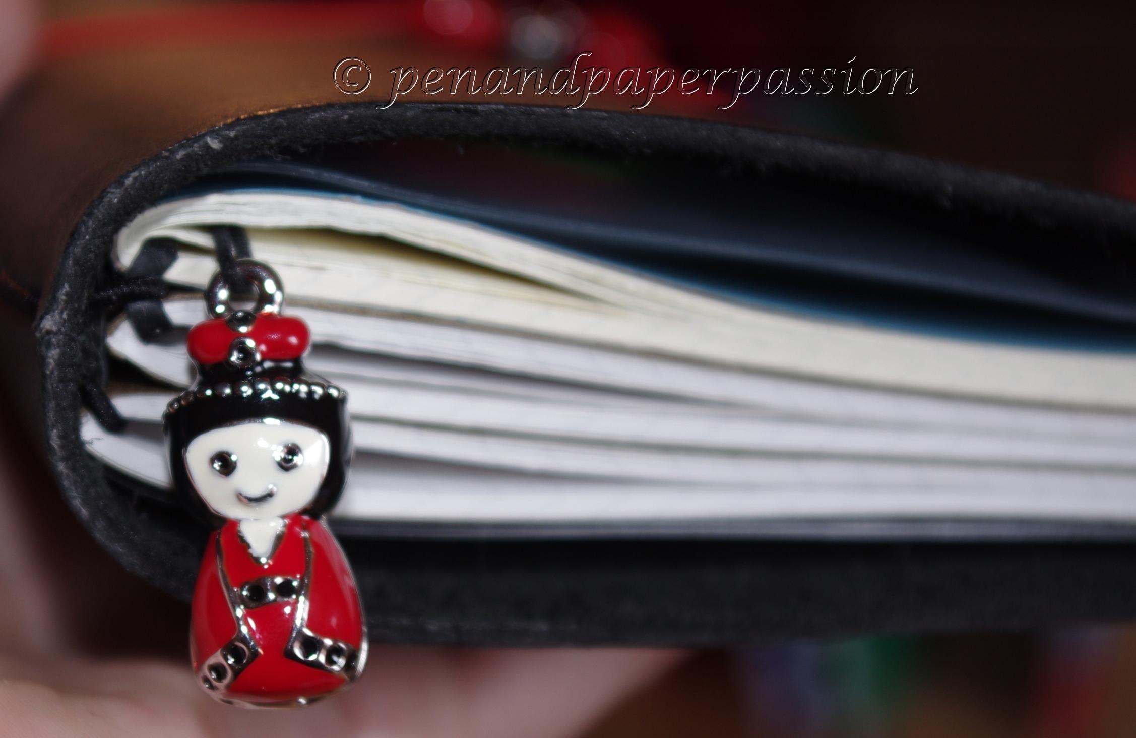 Midori Travelers Notebook 4