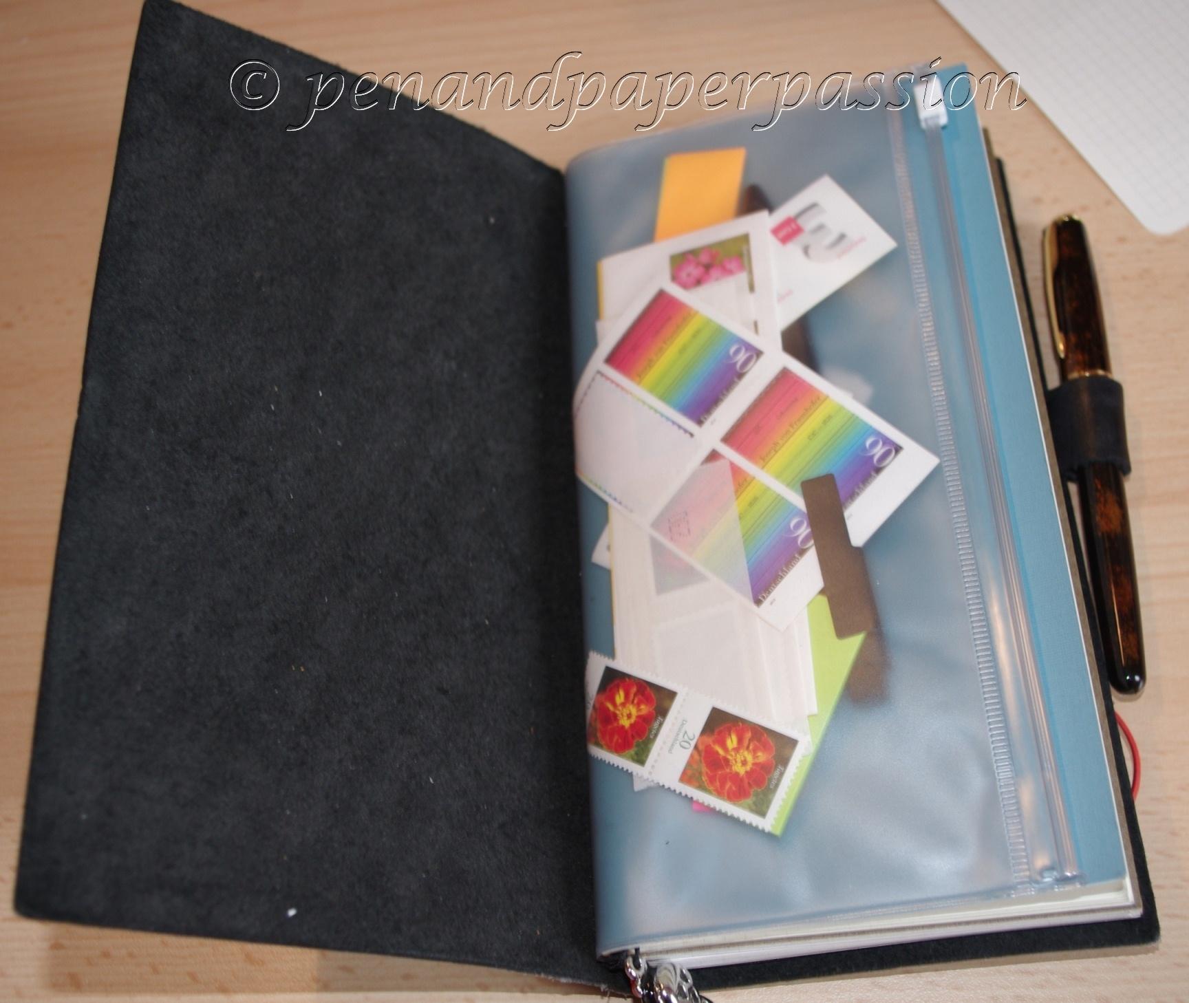 Midori Travelers Notebook 6