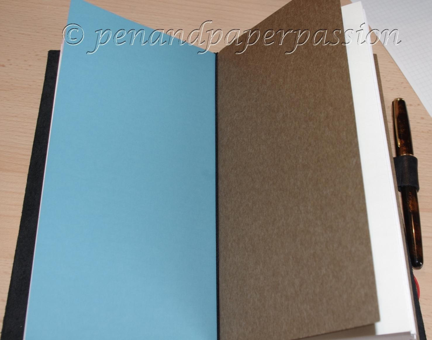 Midori Travelers Notebook 8