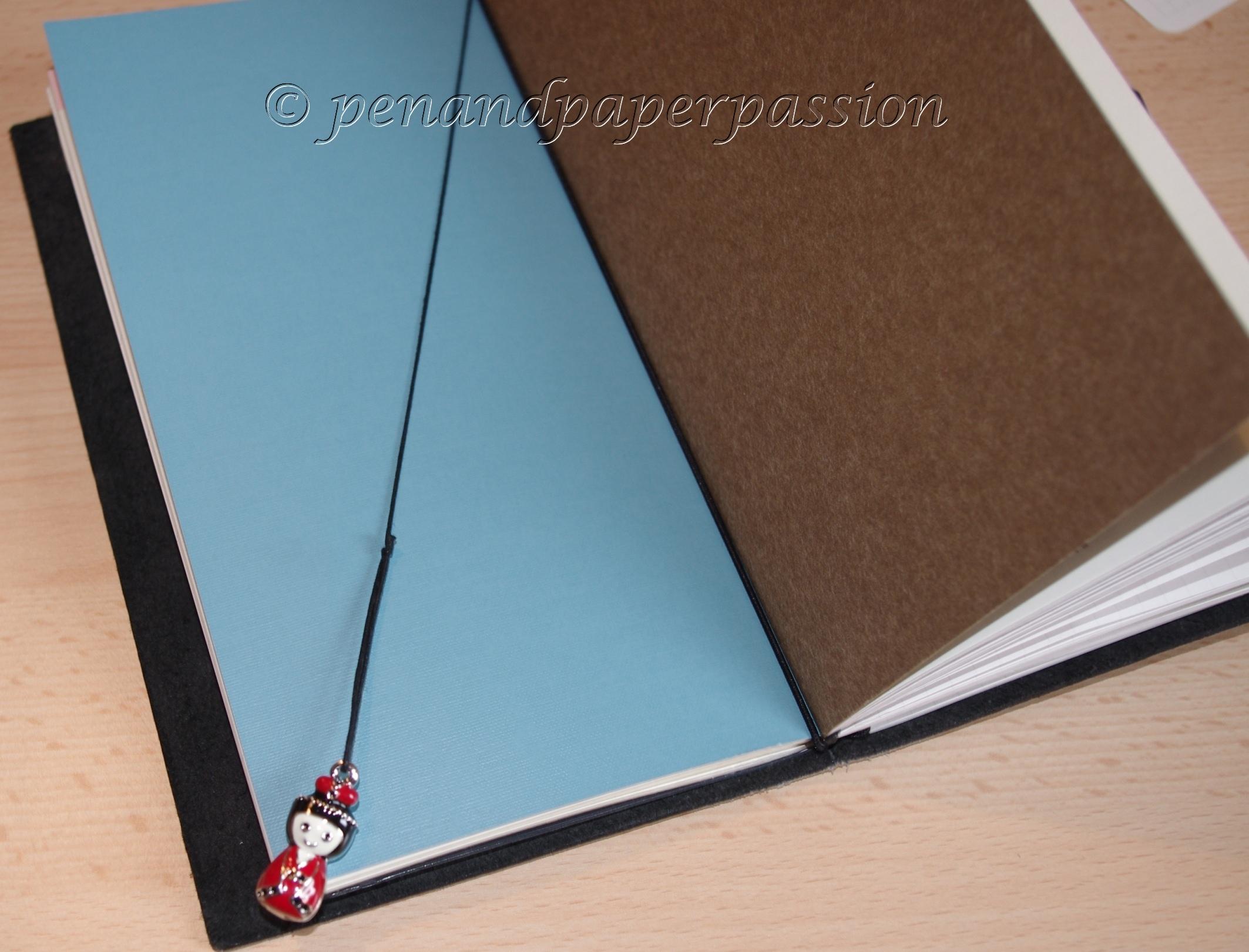 Midori Travelers Notebook 9