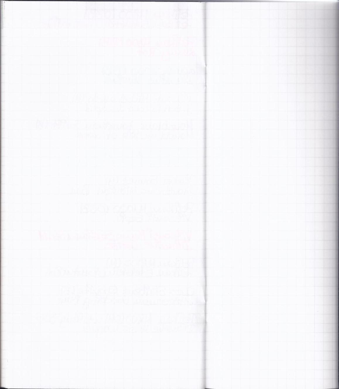 Midori Travelers Notebook Scan 2