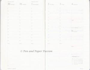 Leuchtturm Kalender 2012 Scan 1