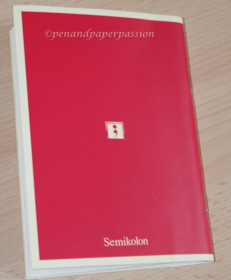 Semikolon Heft 5