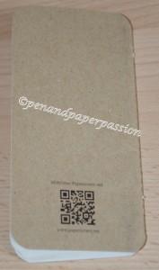 Paperscreen Fon Umschlag hinten