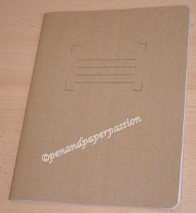 Paperscreen Scola iPad Umschlag vorn