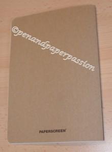 Paperscreen Scola iPad mini Umschlag hinten