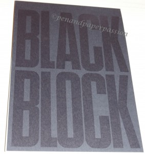Exacompta BlackBlock 1