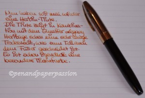 J. Herbin Orange Indien 1