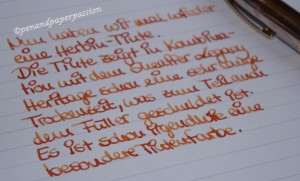 J. Herbin Orange Indien 2