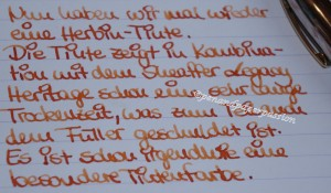 J. Herbin Orange Indien 4