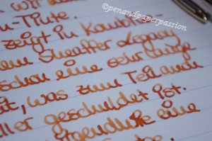 J. Herbin Orange Indien 5