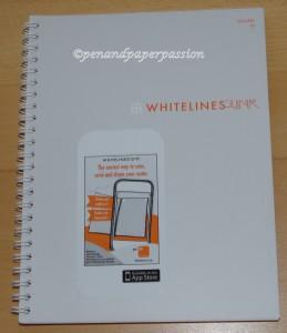 Whitelines Link Cover vorn