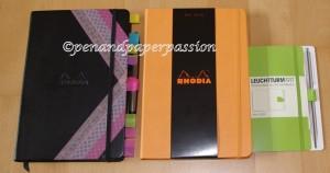 Rhodia Webnotebook Covers