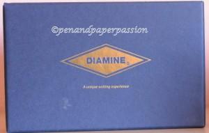 Diamine Music Chopin Verpackung