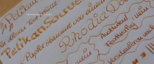 Pelikan Edelstein Amber 6