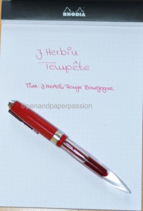 J. Herbin Füller Tempete 4