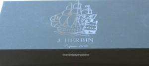 J. Herbin Füller Tempete Verpackung