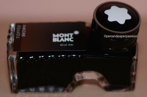Montblanc Toffee Brown Fass